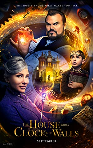 Watch The House with a Clock in Its Walls Full Movie Online Free