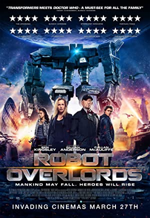 Watch Robot Overlords Online Free