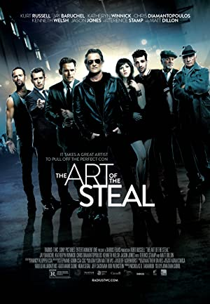 Watch The Art of the Steal Full Movie Online Free