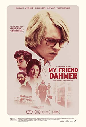 Watch My Friend Dahmer Full Movie Online Free