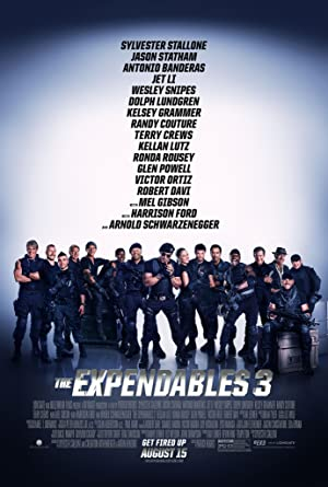 Watch The Expendables 3 Online Free