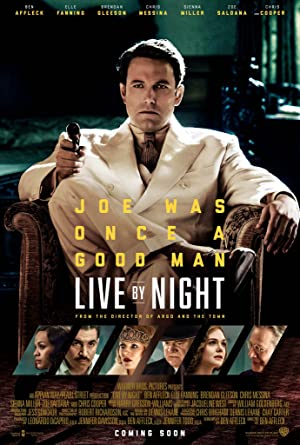 Watch Live by Night Full Movie Online Free