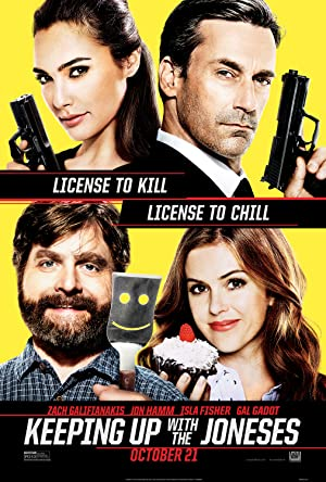 Watch Keeping Up with the Joneses Full Movie Online Free