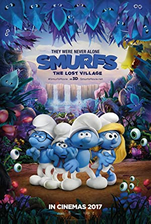 Watch Smurfs: The Lost Village Full Movie Online Free