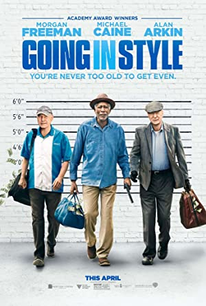 Watch Going in Style Full Movie Online Free