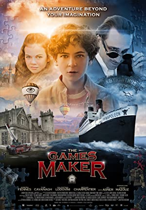 Watch The Games Maker Full Movie Online Free