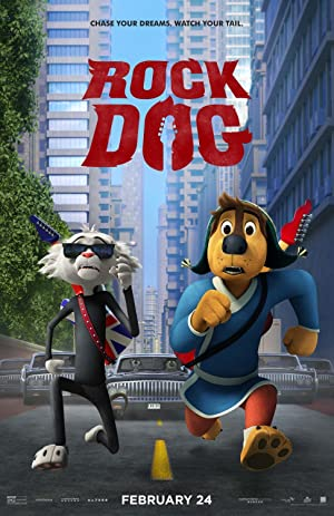 Watch Rock Dog Full Movie Online Free