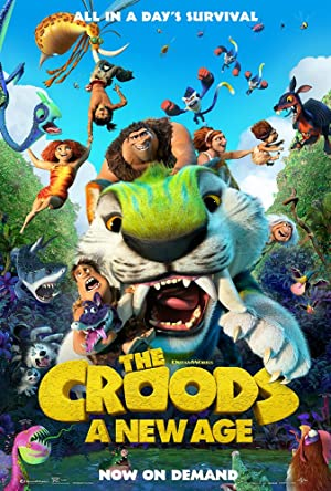 Watch The Croods: A New Age Online Free