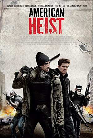 Watch American Heist Full Movie Online Free
