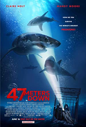 Watch 47 Meters Down Full Movie Online Free