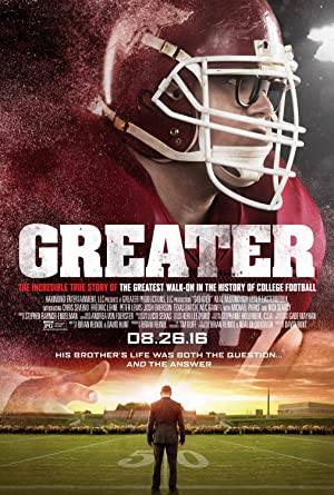 Watch Greater Full Movie Online Free