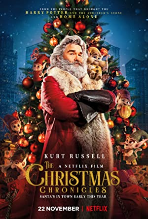 Watch The Christmas Chronicles Full Movie Online Free