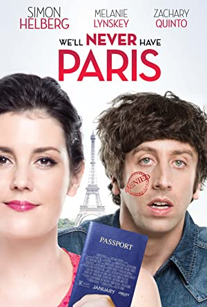 Watch We'll Never Have Paris Full Movie Online Free