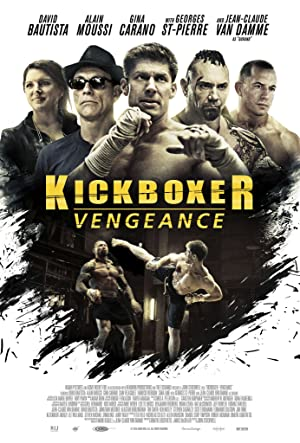 Watch Kickboxer: Vengeance Full Movie Online Free