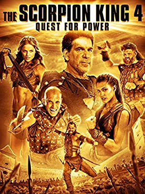 Watch The Scorpion King 4: Quest for Power Full Movie Online Free