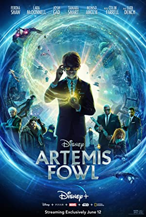 Watch Artemis Fowl Online Free
