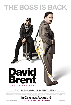 Watch David Brent: Life on the Road Full Movie Online Free