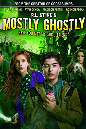 Watch Mostly Ghostly: Have You Met My Ghoulfriend? Online Free