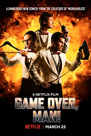 Watch Game Over, Man! Full Movie Online Free