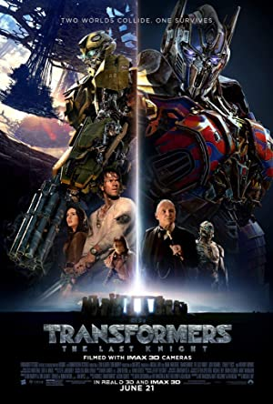 Watch Transformers: The Last Knight Full Movie Online Free