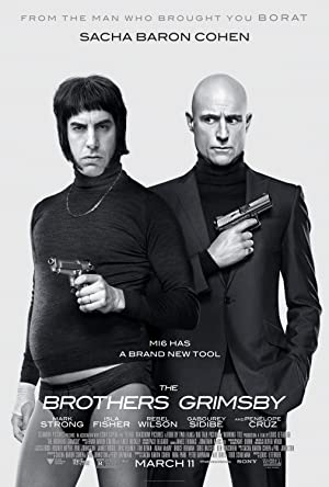 Watch The Brothers Grimsby Full Movie Online Free