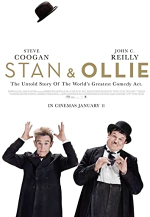 Watch Stan & Ollie Full Movie Online Free