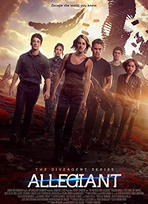 Watch Allegiant Full Movie Online Free