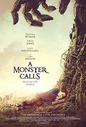 Watch A Monster Calls Full Movie Online Free
