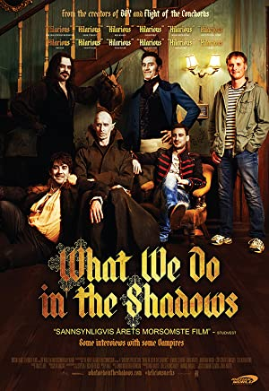 Watch What We Do in the Shadows Online Free