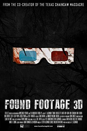 Watch Found Footage 3D Full Movie Online Free