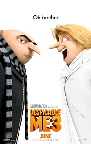 Watch Despicable Me 3 Full Movie Online Free