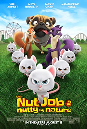 Watch The Nut Job 2: Nutty by Nature Full Movie Online Free