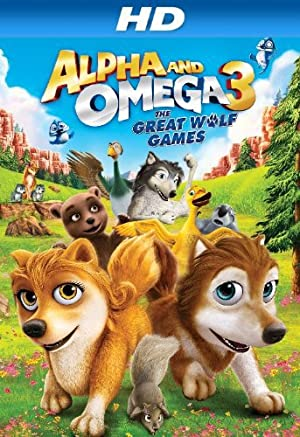 Watch Alpha and Omega 3: The Great Wolf Games Full Movie Online Free