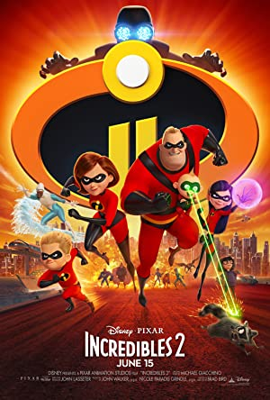 Watch Incredibles 2 Online Free