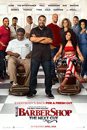 Watch Barbershop: The Next Cut Full Movie Online Free