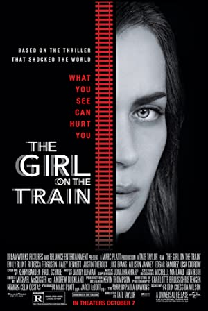 Watch The Girl on the Train Full Movie Online Free