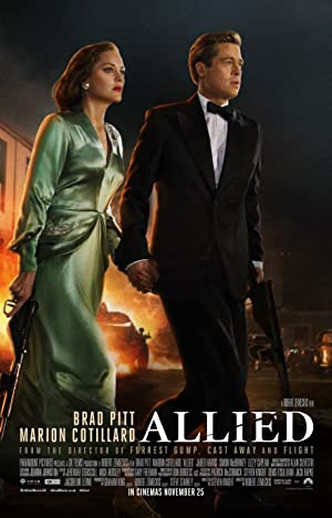 Watch Allied Online Free