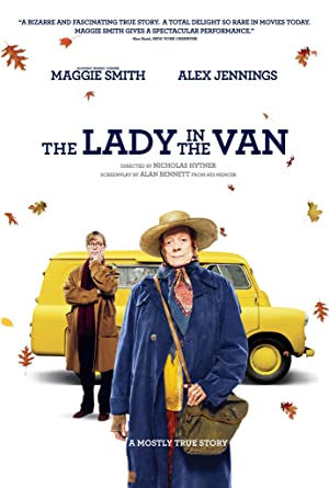 Watch The Lady in the Van Full Movie Online Free