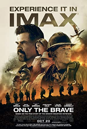 Watch Only the Brave Full Movie Online Free