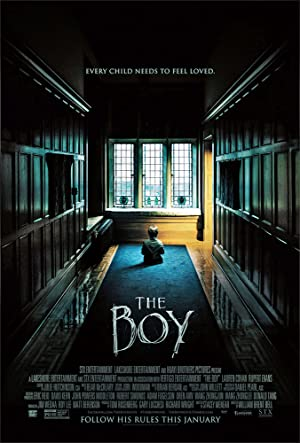 Watch The Boy Full Movie Online Free