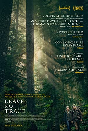 Watch Leave No Trace Full Movie Online Free