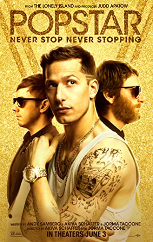 Watch Popstar: Never Stop Never Stopping Full Movie Online Free