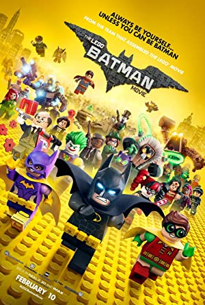 Watch The LEGO Batman Movie Online Free