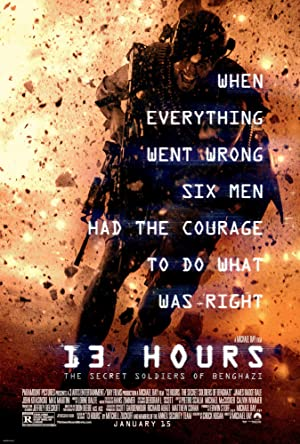 Watch 13 Hours Full Movie Online Free