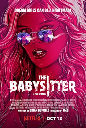 Watch The Babysitter Full Movie Online Free