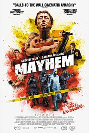 Watch Mayhem Online Free