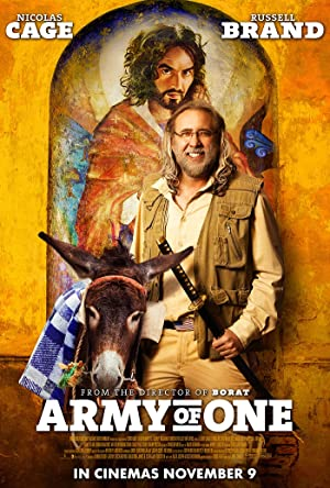 Watch Army of One Full Movie Online Free