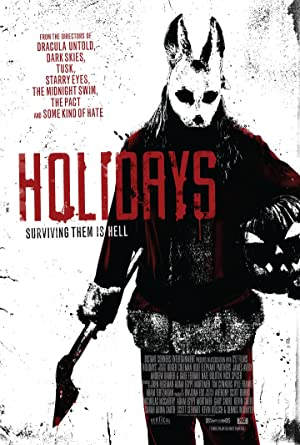 Watch Holidays Full Movie Online Free