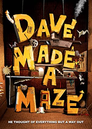 Watch Dave Made a Maze Full Movie Online Free