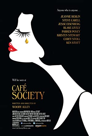 Watch Café Society Full Movie Online Free
